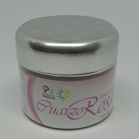 Crema cutis graso Cuarzo Rosa