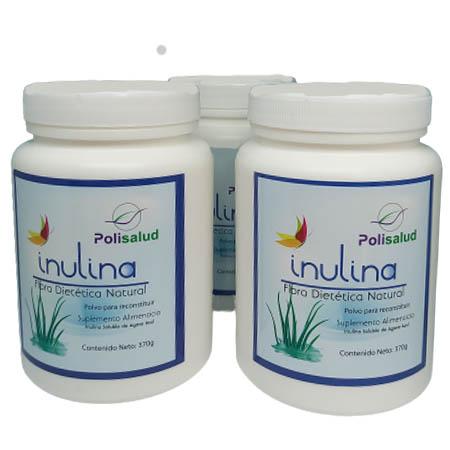 Inulina paquete de 3