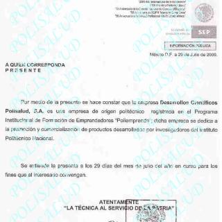 Carta IPN