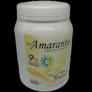 Bio Amaranto sabor Vainilla