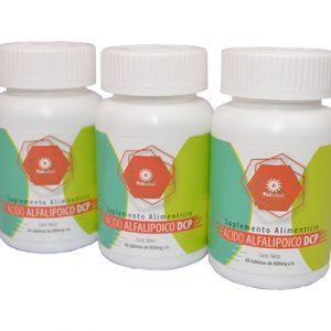 Acidoalfalipoico paquete