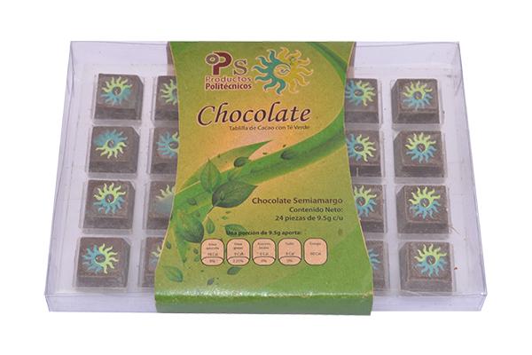 Chocolate Té Verde