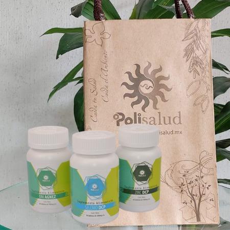 Pakete Antioxidantes